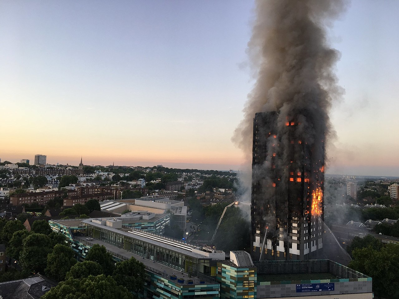 Countless Fire Safety Hazards in Tower Blocks Across the Country